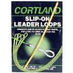 Cortland Slip-on Leader Loops